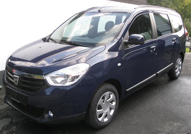 Dacia Lodgy - Prestige dCi 110, Klima, Navi, Einparkhilfe...