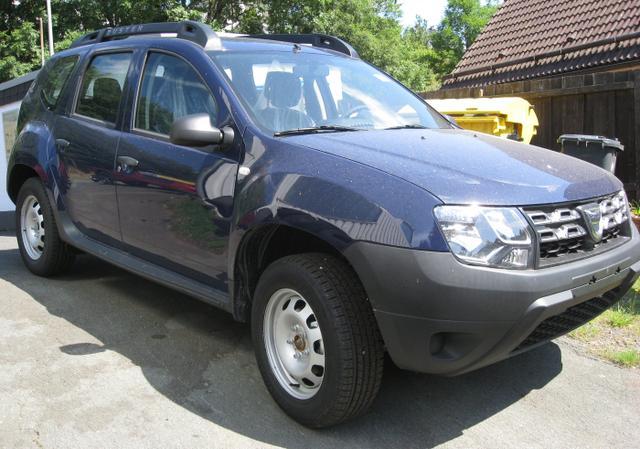 Vorlauffahrzeug Dacia Duster - Comfort TCe 130