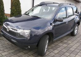 Duster - Comfort SCe 115 LPG, Einparkhilfe, Klima, 4xel. FH, Radio, Bluetooth, Tempomat, Nebel, ZV-fern...