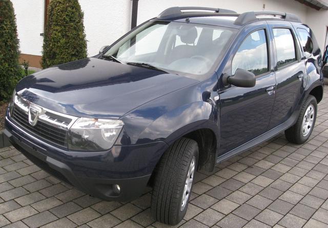 Dacia Duster - Comfort SCe 115 LPG, Einparkhilfe, Klima, 4xel. FH, Radio, Bluetooth, Tempomat, Nebel, ZV-fern...