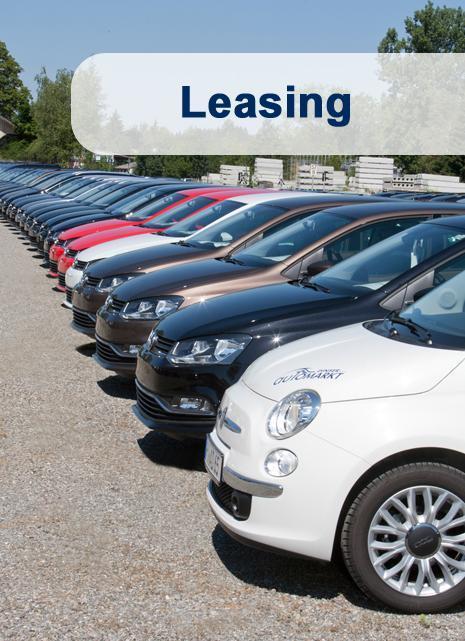 Neuwagen Leasing und Finanzierung