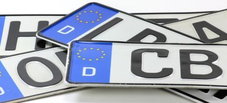 Zulassungsservice für Ihren EU-Neuwagen