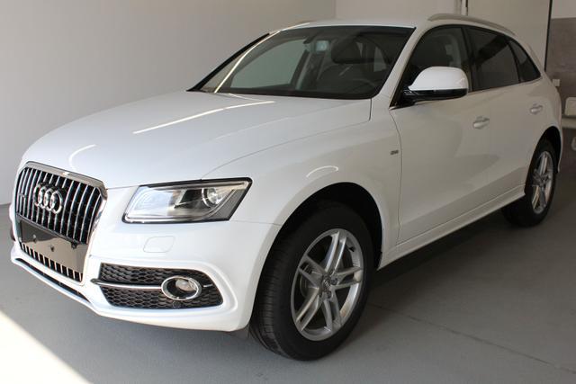 "Audi Q5 - quattro S tronic ""S line"" 2.0 TDI 140kW / 190PS"