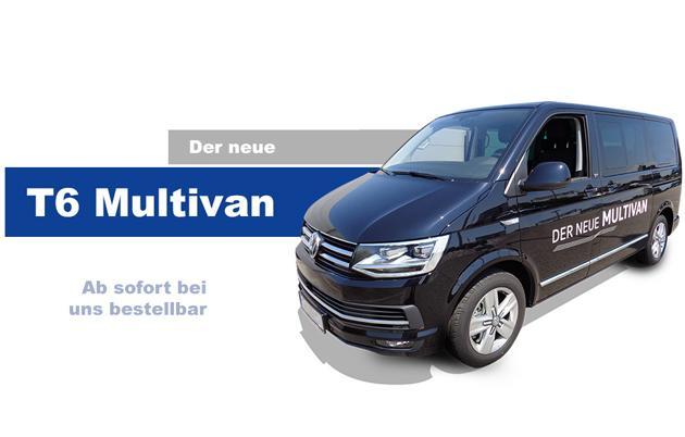 Der neue T6 Multivan