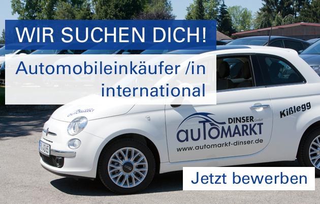 Automobileinkäufer/-in International