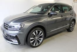 Volkswagen Tiguan - neues Modell Highline 2.0 TDI DSG SCR 4Motion BMT 140kW / 190PS