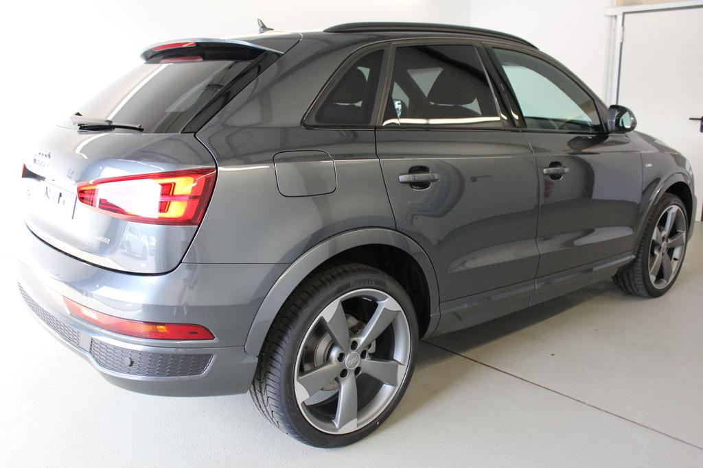 audi q3 sport s line 2 0 tdi quattro tronic 135kw 184ps als eu reimport eu neuwagen online. Black Bedroom Furniture Sets. Home Design Ideas