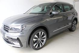 Volkswagen Tiguan - neues Modell Highline 2.0 TDI DSG SCR 4Motion 176kW / 240PS