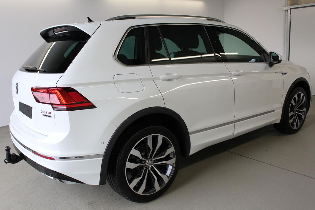 volkswagen tiguan highline r line vollausstattung 2 0 tdi. Black Bedroom Furniture Sets. Home Design Ideas