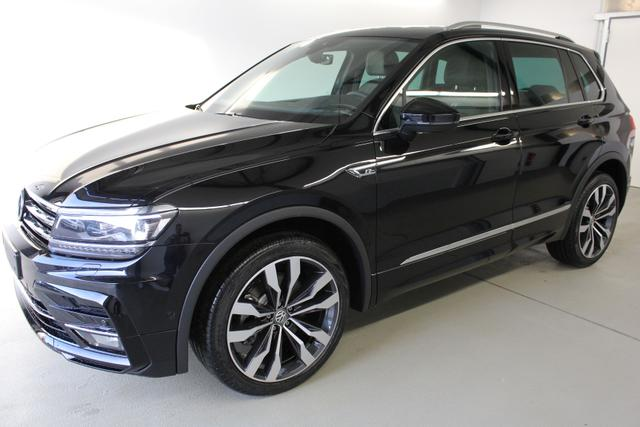 Volkswagen Tiguan - neues Modell Highline 2.0 TDI DSG SCR 4Motion BMT 176kW / 240PS