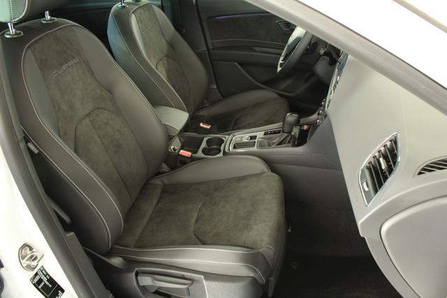 Seat Leon Sportstourer ST Cupra 300 GVL 36 Monate 2.0 TSI DSG 4Drive Voll WLTP 221kW / 300PS