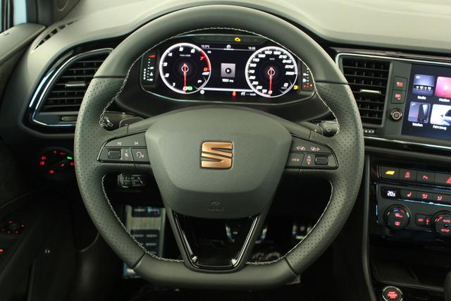 Seat Leon Sportstourer ST Cupra 300 2.0 TSI DSG 4Drive Voll WLTP