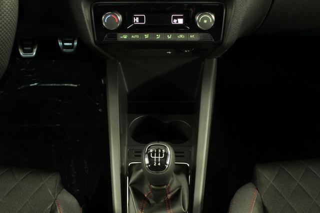 Skoda Fabia Combi Facelift Monte Carlo WLTP 1.0 TSI 70kW / 95PS