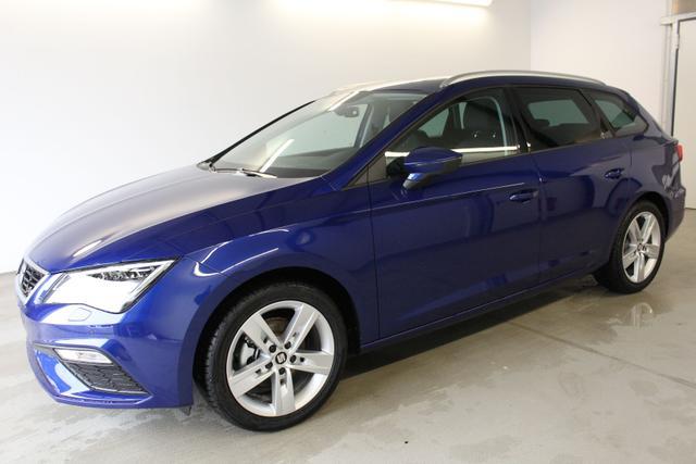 Kurzfristig verfügbares Fahrzeug, wird im Auftrag des Bestellers importiert / beschafft Seat Leon Sportstourer ST - FR 1.5 TSI 96kW / 130PS