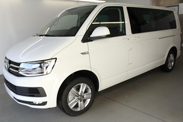 Volkswagen T6 Multivan - Comfortline WLTP Lang 3400 mm 2.0 TDI DSG SCR 4Motion BMT 110kW / 150PS
