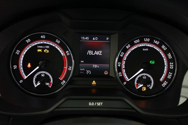 Skoda Octavia Combi RS WLTP 2.0 TSI DSG 180kW / 245PS