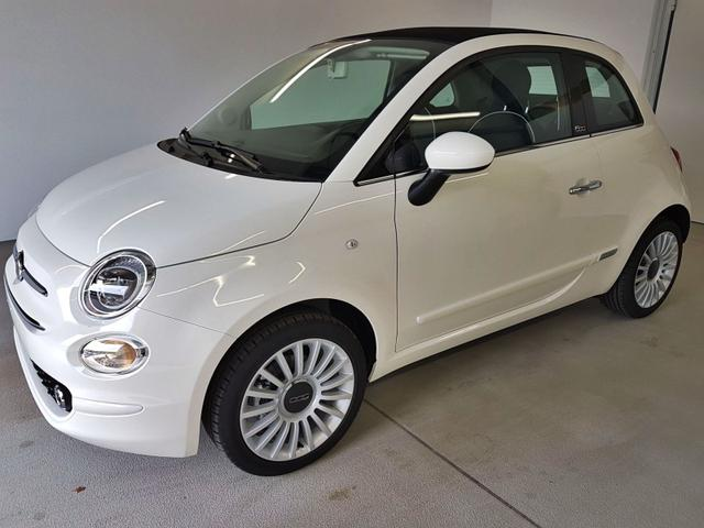 Fiat 500C - Lounge Plus WLTP 1.2 51kW / 69PS