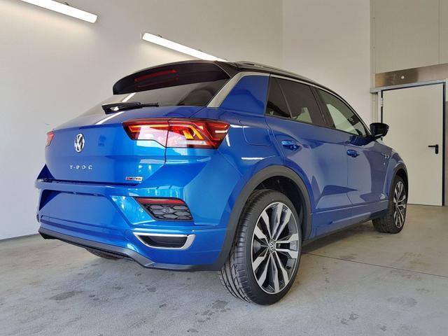 Volkswagen T-Roc Sport R-Line WLTP 2.0 TSI DSG OPF 4Motion 140kW / 190PS