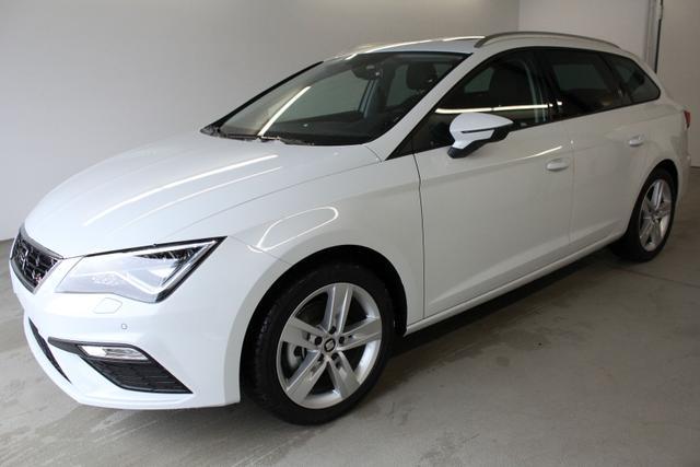 Kurzfristig verfügbares Fahrzeug, wird im Auftrag des Bestellers importiert / beschafft Seat Leon Sportstourer ST - FR WLTP 1.5 TSI 110kW / 150PS