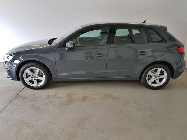 Audi A3 Sportback Basis WLTP 1.5 TFSI s tronic 110kW / 150PS