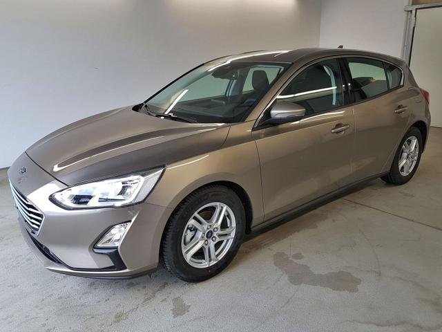 Ford Focus 4-Türer - neues Modell Cool & Connect WLTP 1.5 EcoBoost 110kW / 150PS