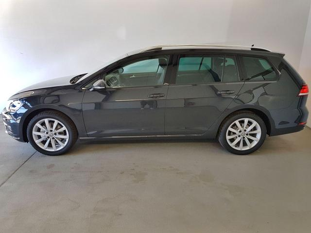 Volkswagen / Golf Variant / Grau / WLTP GVL 36 Mon. 1.5 TSI ACT OPF 110kW  / 150PS /  /