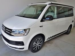 Volkswagen T6 California      Coast Edition WLTP 2.0 TDI DSG SCR 4Motion BMT 146kW / 199PS