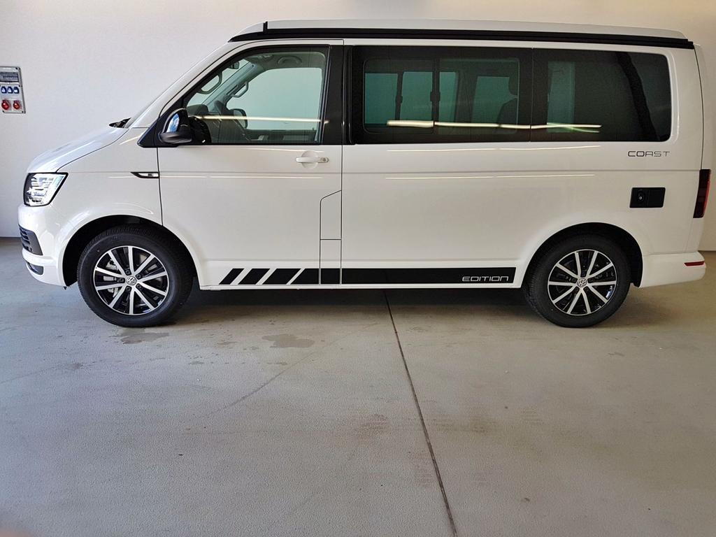 Volkswagen / T6 California / Weiß / WLTP 2.0 TDI DSG SCR 4Motion BMT 146kW / 199PS /  /
