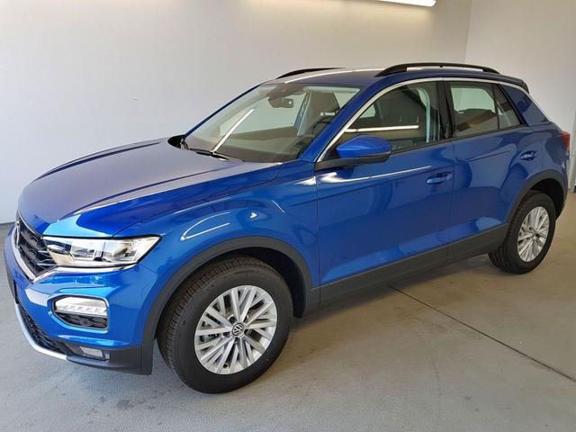 Volkswagen T-Roc - Basis WLTP 1.5 TSI DSG ACT 110kW / 150PS