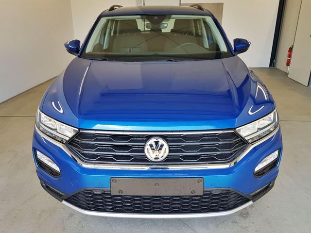 Volkswagen / T-Roc / Blau / WLTP 1.5 TSI DSG ACT 110kW / 150PS /  /