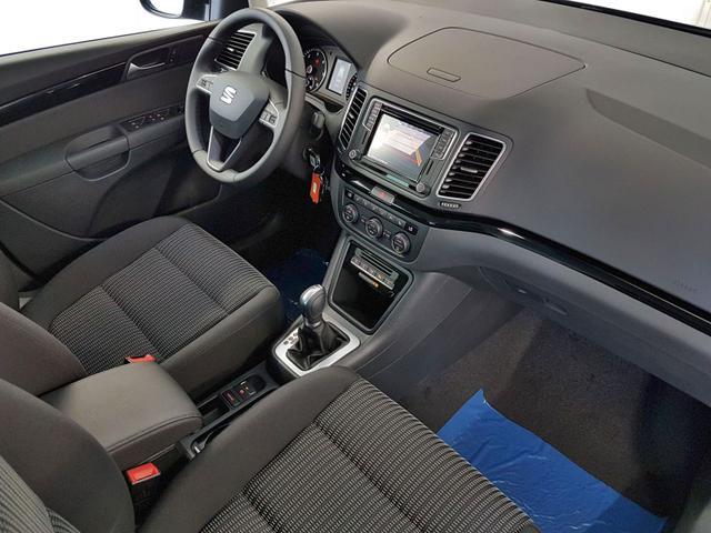 Seat / Alhambra / Braun / 2.0 TDI DSG 4Drive 130kW / 177PS /  /