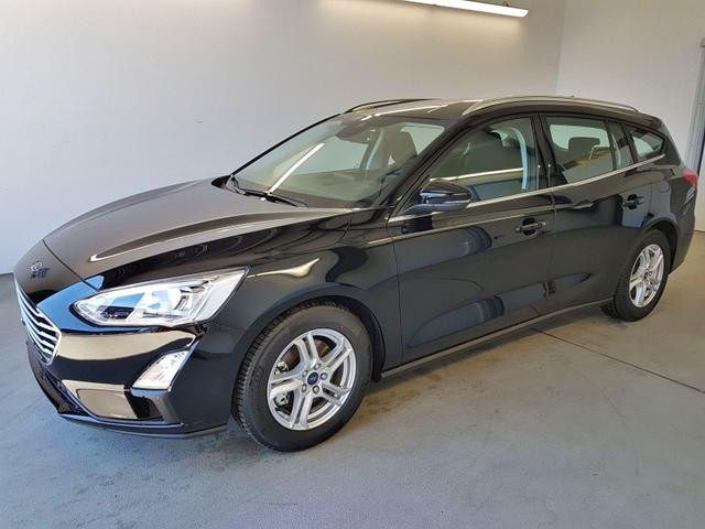 Ford / Focus Wegon / Schwarz / WLTP Cool & Connect 1.5 EcoBoost 110kW / 150PS /  /