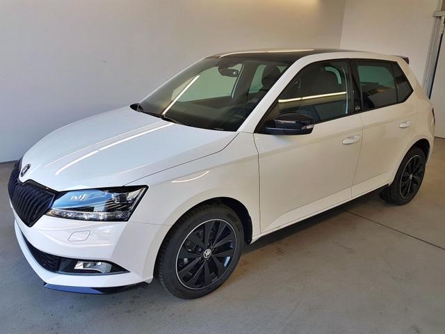 Skoda Fabia - Facelift Monte Carlo WLTP 1.0 TSI 70kW / 95PS
