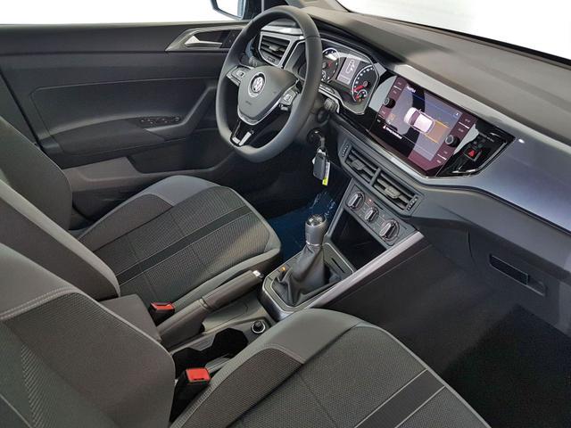 Volkswagen / Polo / Schwarz / WLTP 1.0 TSI OPF 70kW / 95PS /  /
