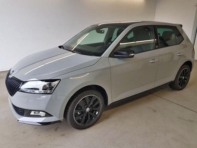 Neuwagen Grosshändler SKODA Fabia - Facelift Monte Carlo WLTP 1.0 TSI 70kW / 95PS