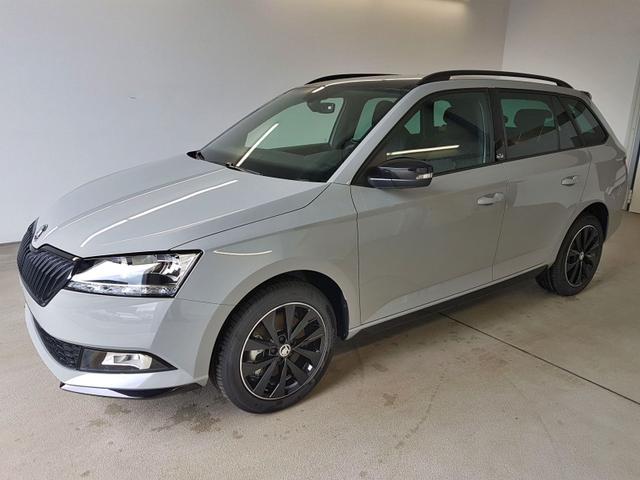 Skoda Fabia Combi - Facelift Monte Carlo WLTP 1.0 TSI 81kW / 110PS
