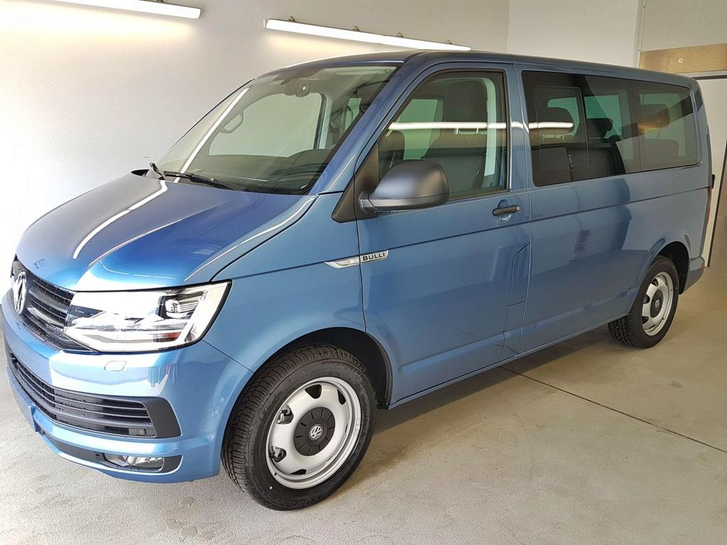 Volkswagen / T6 Multivan / Blau / 2.0 TDI DSG SCR 4Motion BMT 110kW / 150PS /  /