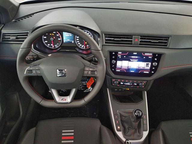 Seat / Arona / Blau / WLTP GVL 36 Mon. 1.5 TSI 110kW / 150PS /  /