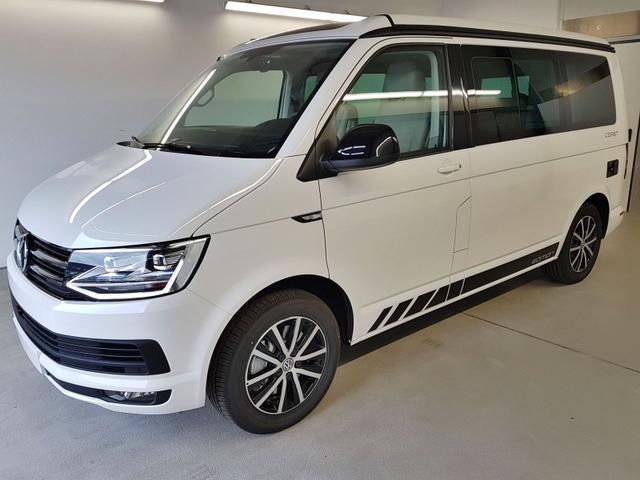 Volkswagen T6 California - Coast Edition WLTP 2.0 TDI DSG SCR 4Motion BMT 110kW / 150PS