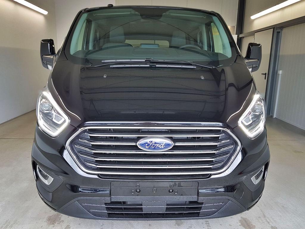 Ford / Tourneo Custom / Schwarz / L2H1 2.0 TDCI 125kW / 170PS /  /