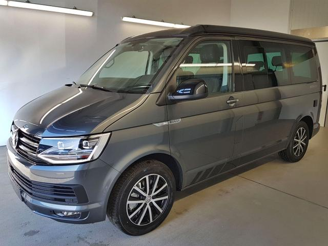 Volkswagen T6 California - Beach Edition WLTP 2.0 TDI DSG SCR 4Motion BMT 146kW / 199PS