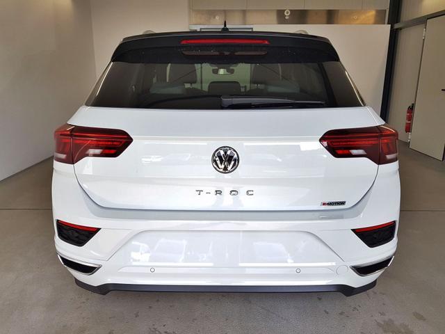 Volkswagen / T-Roc / Weiß /  /  /