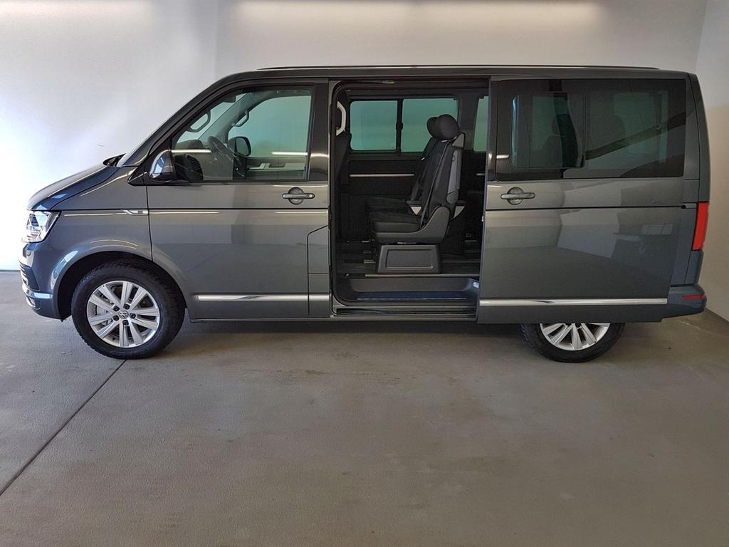 Volkswagen / T6 Multivan / Grau /  /  /