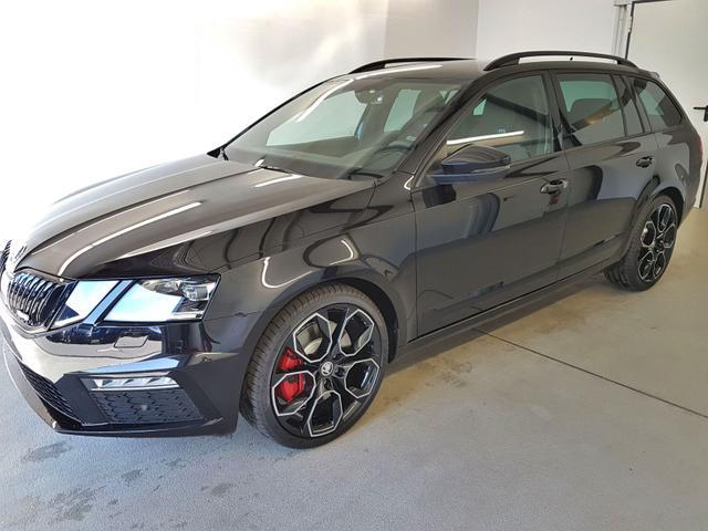 EU-Neuwagen Grosshändler SKODA Octavia Combi - RS Challenge Pro 2.0 TSI DSG 180kW / 245PS