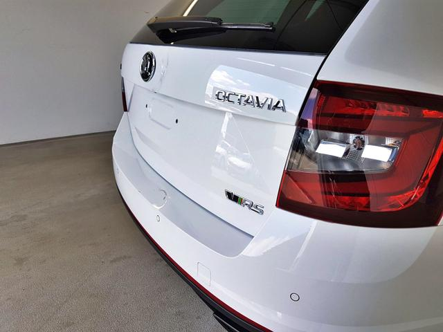 Skoda / Octavia Combi / Weiß /  /  /