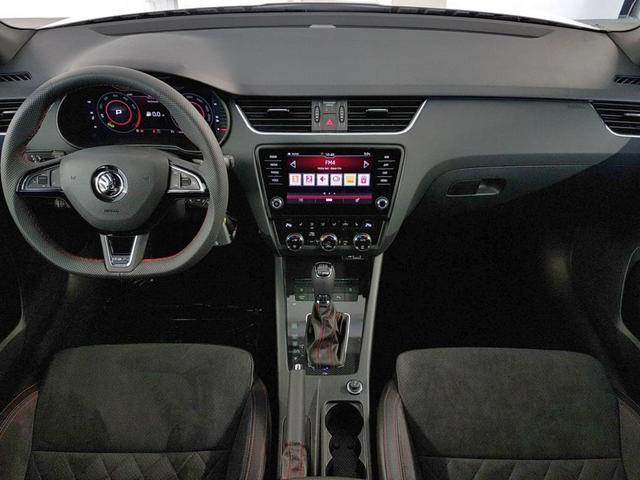 Skoda Octavia Combi RS Challenge Pro WLTP 2.0 TSI DSG 180kW / 245PS