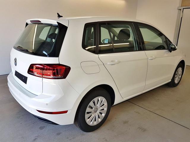Volkswagen / Golf Sportsvan / Weiß /  /  /