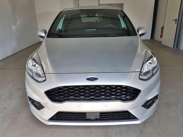 Ford Fiesta    ST-Line WLTP 1.0 EcoBoost 74kW / 100PS