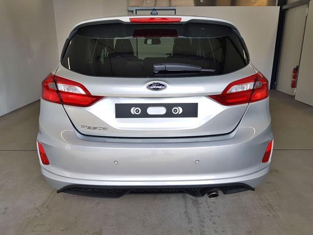 Ford / Fiesta / Silber /  /  /