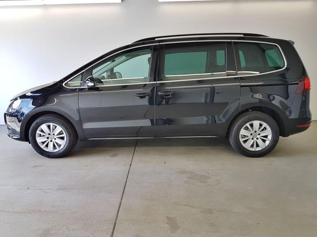 Volkswagen / Sharan / Schwarz /  /  /